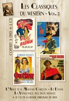 Achat DVD Classiques du western (Les)  - Vol. 2 - Le Banni + L'Ange et le mauvais gar�on + La Vengeance aux deux visages
