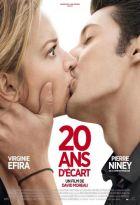 20 ans d'écart / David Moreau, réal., scénario | Moreau, David. Monteur
