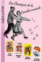 Achat DVD Classiques de la Com�die musicale (Les) - L'Or du ciel + Mariage royal + Swing romance + La Pluie qui chante
