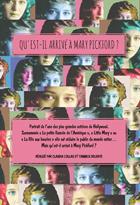 Achat DVD Qu'est-il arriv� � Mary Pickford ?