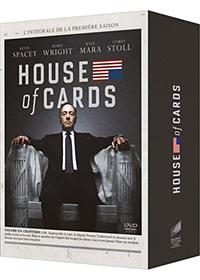House of Cards : Saison 1 | Fincher, David (1962-....). Réalisateur