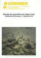 Biologie des populations de l�algue rouge Gracilaria Verrucosa / 1. Cycle de vie