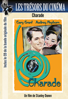 Achat DVD Charade - Inclus le CD de la bande originale du film