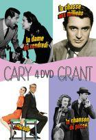Achat DVD Coffret Cary Grant - La Chasse aux millions + La Dame du vendredi + La Chanson du pass� + Charade
