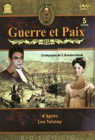 Achat DVD Guerre et Paix