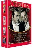 Coffret opérettes - Tino Rossi & Luis Mariano