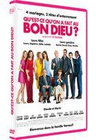 DVD Qu'est-ce qu'on a fait au Bon Dieu ?