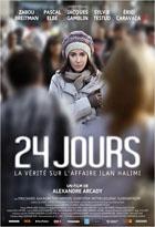 DVD 24 Jours, la v�rit� sur l'affaire Ilan Halimi