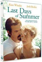DVD Last Days of Summer