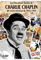 Achat DVD Premi�res ann�es de Charlie Chaplin (Les) - 60 courts-m�trages (1914-1919)  - Coffret 8 DVD