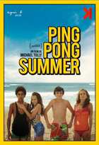 DVD Ping Pong Summer