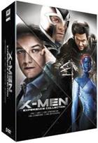 X-Men, vol.1 = X-Men + X-Men 2 + X-Men: The Last Stand + X-Men - Days of Future Past + X-Men - First Class | Singer, Bryan. Monteur