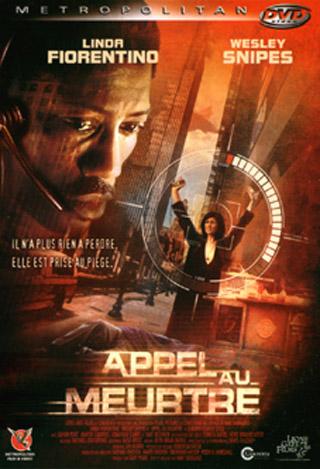 Achat DVD Appel au meurtre