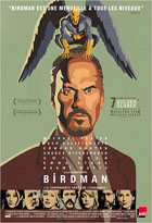 DVD Birdman (ou la surprenante vertu de l'ignorance)