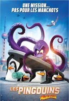 Pingouins de Madagascar (Les) = The Penguins of Madagascar | Smith, Simon J.. Monteur