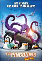 Les Pingouins de Madagascar / Film d'animation de Simon J. Smith et Eric Darnell  | Smith, Simon J.. Metteur en scène ou réalisateur