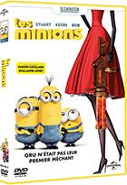DVD Minions (Les)