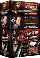 Coffret Action Fight : American Yakuza + American Yakuza 2 + Chasseur de primes + Contract Killers