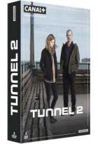 Tunnel 2 / Clémence Poesy ,Stephen Dillane, Thibault de Montalembert ,Cédric Vieira, Karol Steele act. ; Ben Bartlett, compos.  