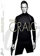 James Bond - Daniel Craig - Skyfall + Casino royale + Quantum of solace + Spectre