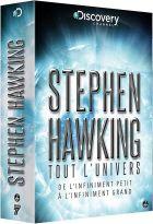 Stephen Hawking : Tout l'univers : De l'infiniment petit à l'infiniment grand |