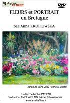 Fleurs et portrait en Bretagne par Anna Kropiowska |