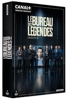 Le Bureau des légendes. Saison 4. DVD 3 : épisodes 7 et 8 |