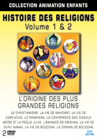 Histoire des Religions Volume 1 & 2