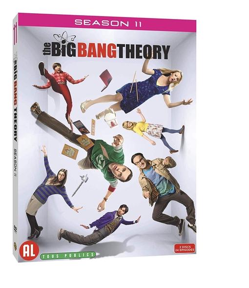 The big bang theory. Season 11 |
