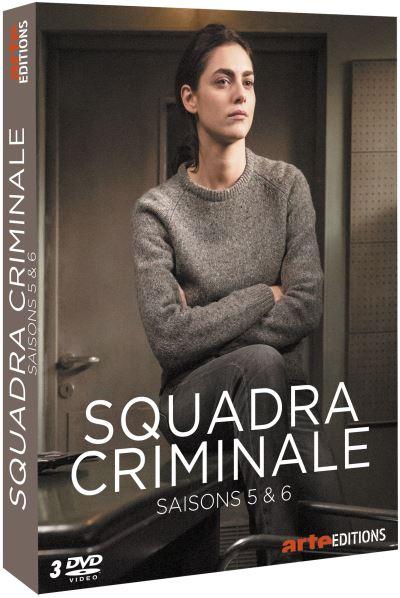 Squadra criminale. Saisons 5 & 6 |
