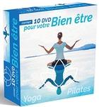 Coffret bien être Yoga - Pilates