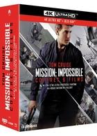 Mission : impossible : Intégrale 6 Films