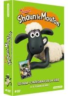 Coffret Shaun le mouton : Le film + L'intégrale de la série |