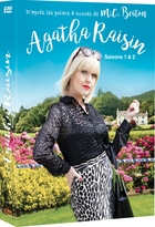 Agatha Raisin. Saisons 1 & 2 |