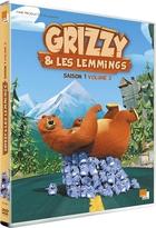 Grizzy & les Lemmings. Saison 1 - Volume 3