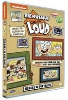 Bienvenue chez les Loud. Saison 2. Volume 1, Tirages de portraits |
