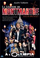 Alain Turban : la légende de Montmartre à l'Olympia - 2013