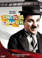 Charlie Chaplin - 21 Court-Métrages (1914-1917)