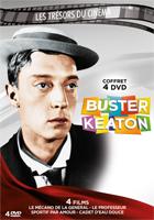 Buster Keaton - 4 Films : Le Mécano de la General - Le Professeur - Sportif par amour - Cadet d'eau douce
