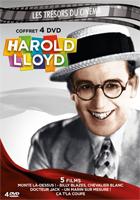 Harold Lloyd - 5 Films : Monte là-dessus ! - Billy Blazes, Chevalier blanc - Docteur Jack - Un marin sur mesure ! - Ça t'la coupe
