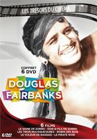 Douglas Fairbanks - 6 Films : Le Signe de Zorro - Les Trois Mousquetaires - Robin des Bois - Le Voleur de Bagdad - Don Q fils de Zorro - Le Pirate noir