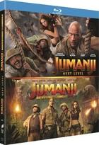 Jumanji : Bienvenue dans la jungle + Next Level