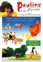 Pauline à la ferme