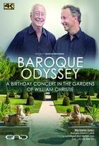 L'odysée baroque : concert anniversaire dans les jardins de William Christie |