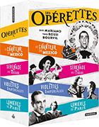 Coffret opérettes