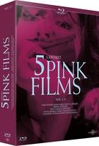 Coffret 5 Pink Films