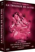 Pier Paolo Pasolini - La trilogie de la vie
