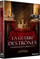 Guerre des trônes (La) - La véritable histoire de l'Europe