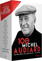 Coffret centenaire Michel Audiard