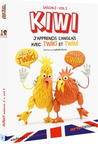 Kiwi - J'apprends l'anglais avec Twiki et Twini